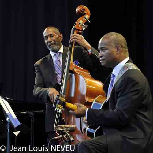 Ron Carter et Russel Malone