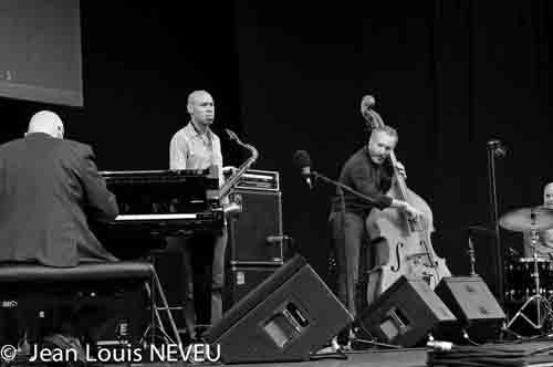 The Bad Plus featuring Joshua Redman