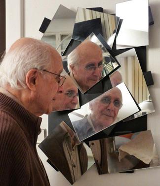 oeuvre miroir, Dada, tableau, Pop Art